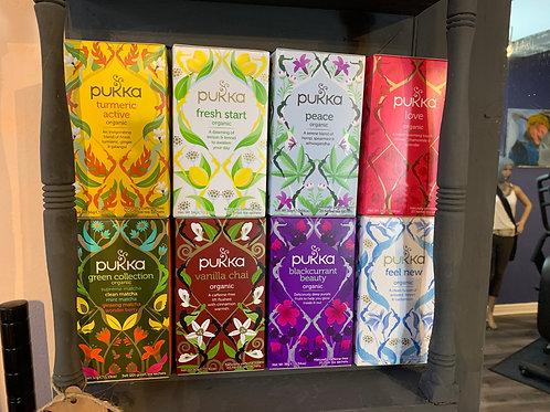 Pukka Herbal Teas
