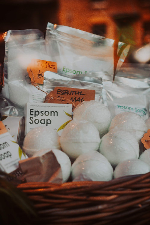 Epsom Salt Soap