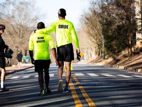 Gray Riley - Dad - Boston Marathon Finisher - Guide - Coach