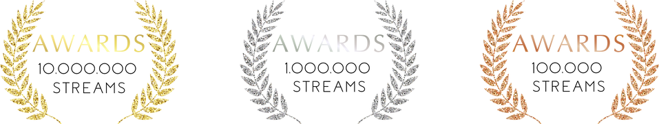 Musik Award Streaming von Four Mountains Music