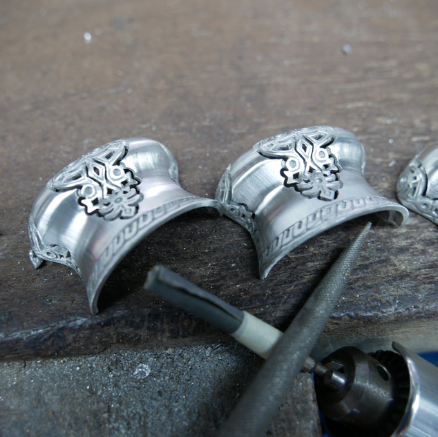 Handmade masterpieces for casting