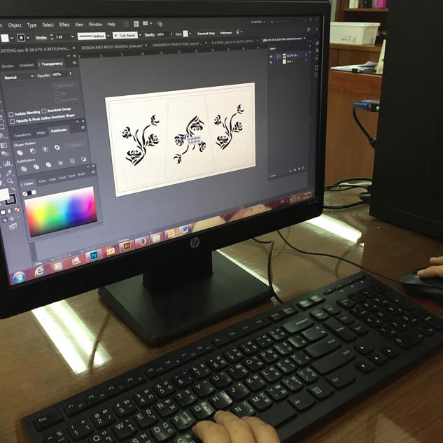 Computer graphic designer