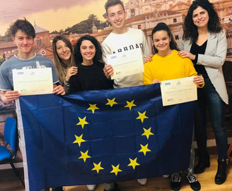Finalized and On-Going Erasmus+ Projects March-April 2019