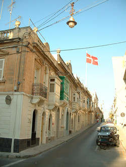 Straßenszene_in_Sliema,_Malta