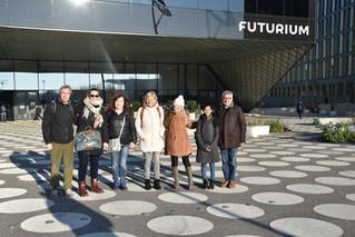 Visit to Futurium