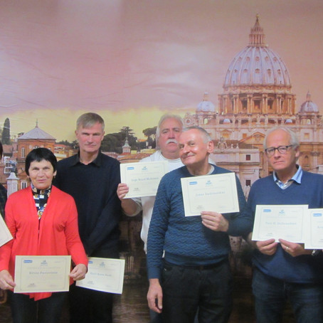 """6 Teachers from Lithuania for the project """"Know Before Judging"""" 2017-1-LT01-KA102-034899"""
