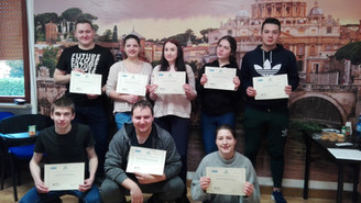 """AMFI Successfully Completes Project """"Enjoy your Meal"""" Coordinated by Kaišiadorys School of"""