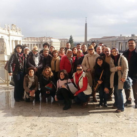 Delegation of Turkish Professionals visiting Italy with the Erasmus Programme +
