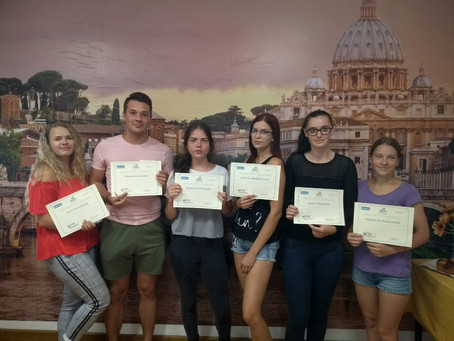 """Reaching Success Through the Erasmus+ Project """"Additional Package of Knowledge"""""""