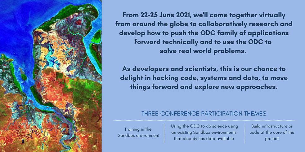 Information about the ODC Conference 2021