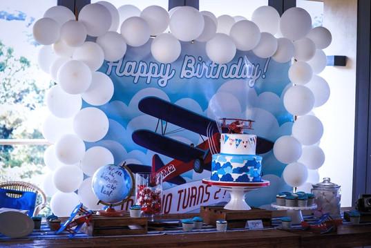 Mnotho's Birthday Party 2017