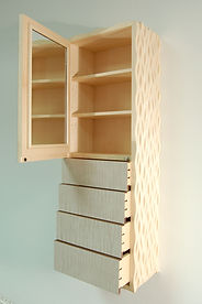 James Long 'Ripple' Wall Cabinet.jpg