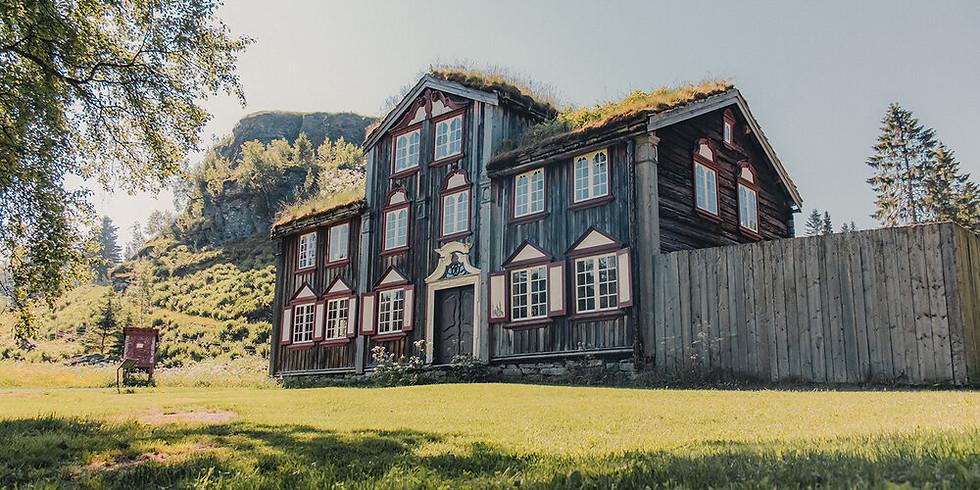 Family Sunday at Sverresborg Folkemuseum