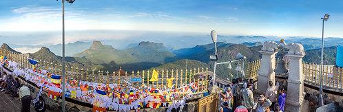 Шри Ланка, Пик Адама