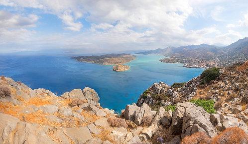 Крит. Остров Спиналонга.