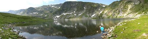 Болгария. Рильские озёра.