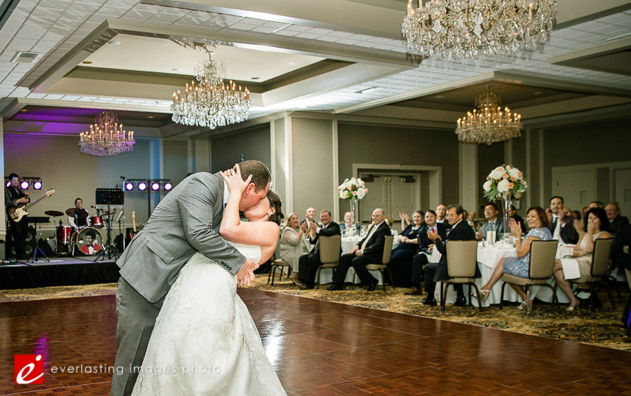 Kiss Dance Hotel Hershey Wedding Photographer photography