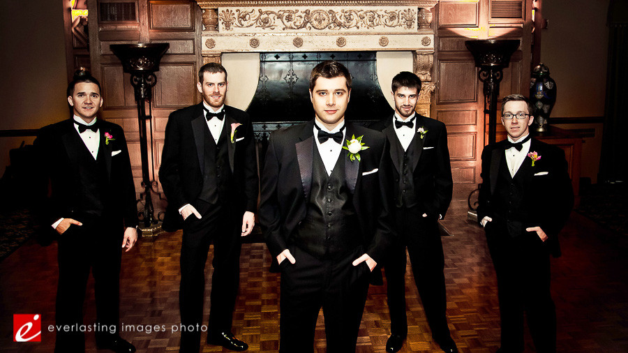 Hotel Hershey Wedding Photographer photography cool groomsman