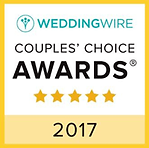 Wedding Wire Couple's Choice 2017 Award for Everlasting Images Photo Studio