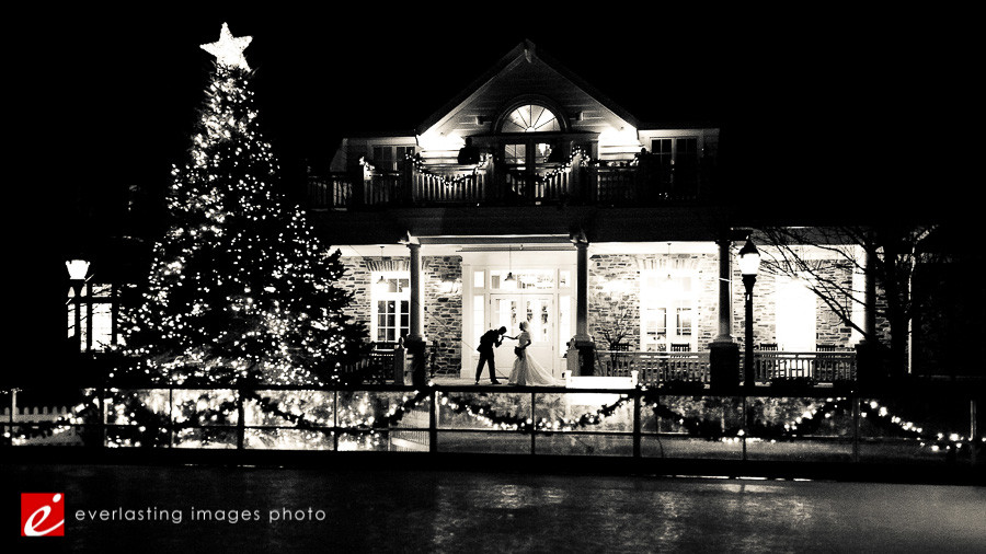 Tree Christmas Hotel Hershey Wedding Photographer photography