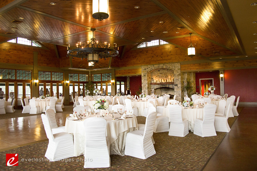 tables eating dinner lunch Hershey Country Club Weddings Photographer pic pictures