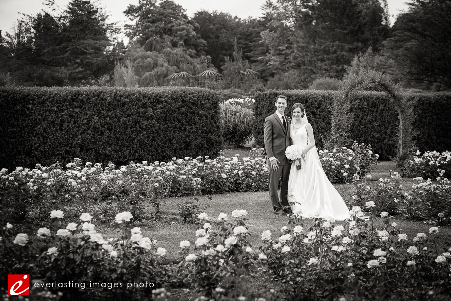 b and w black white Hershey Gardens Wedding weddings photography photographer pictures outdoor pics