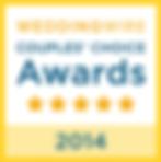 WeddingWire Award 2014 Everlasting Images Photo Studio