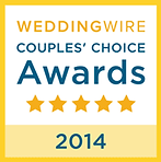 WeddingWire Award 2014 Everlasting Images Photo Studio
