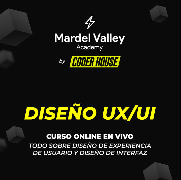 Diseño UX/UI + Coderhouse
