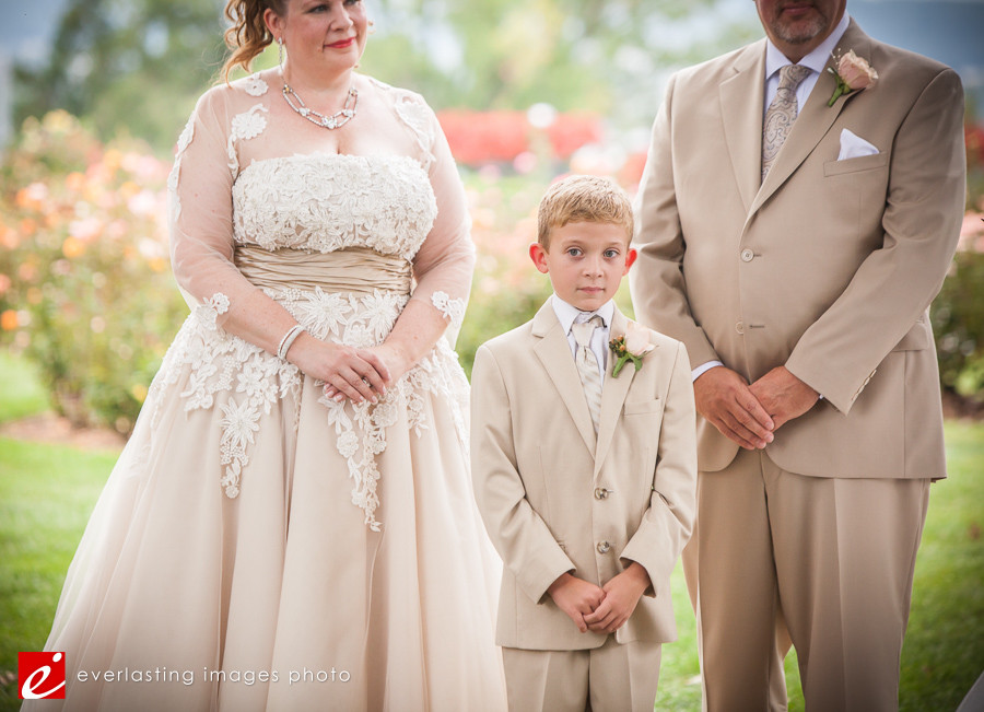 family son Hershey Gardens Wedding weddings photography photographer pictures outdoor pics