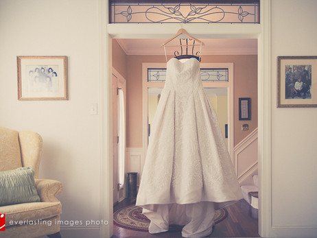 Robert & Shannon's wedding day with featured photo shoot at Milton Hershey Founder's Hal