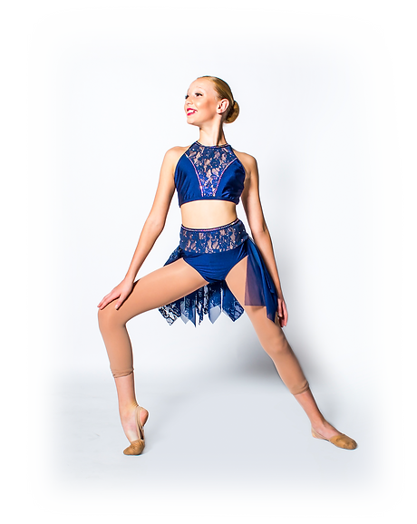 Navy Dance Costume