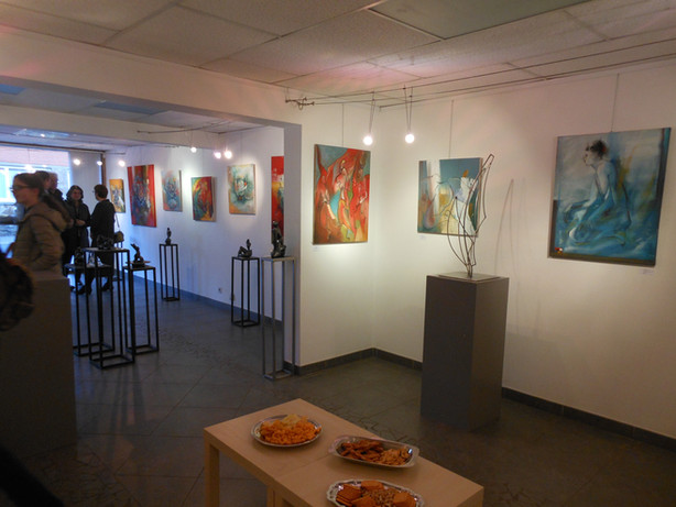 "Galerie ""Passion"" Liege 2017"