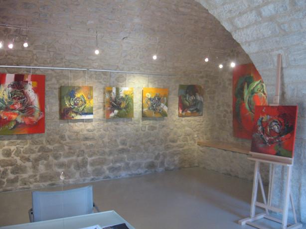 Galerie Pigments, Lurs 2012