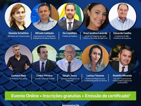 A Totalware participa de evento da RCD para a região de Campinas.