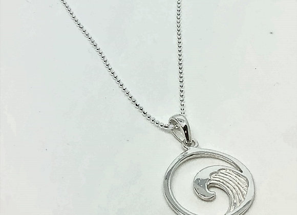 Wave Curl Necklace