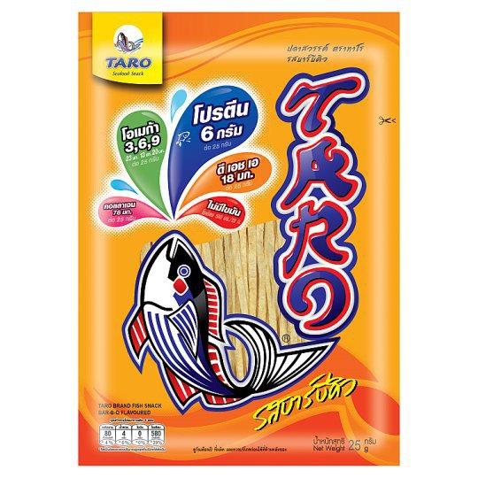 ทาโร ปลาสวรรค์ รสบาร์บีคิว 25 กรัม