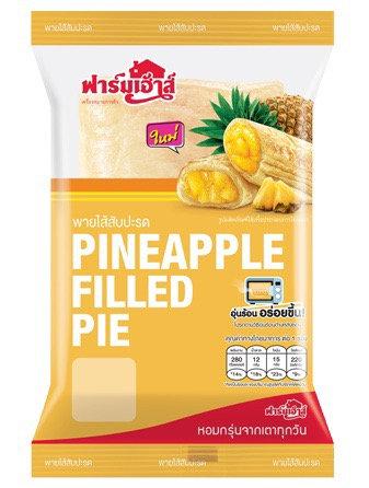 Farmhouse Pineapple Pie 80 grams.