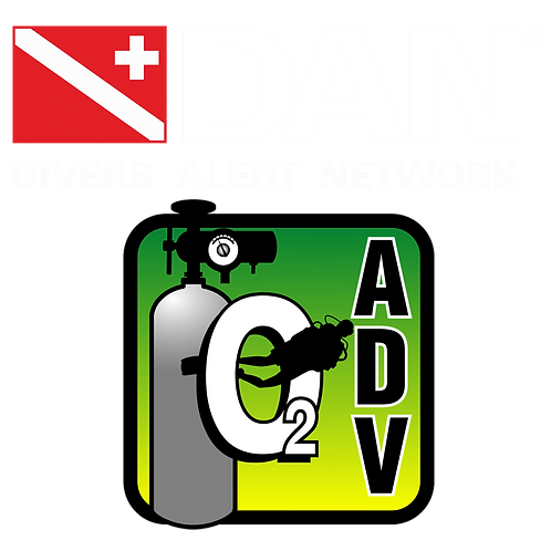 DAN Advanced Oxygen First Aid for Scuba Diving injuries Course