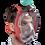 Thumbnail: Seac Sub Unica Mask - Material Strap - S/M