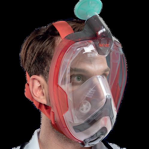 Seac Sub Unica Mask - Material Strap - S/M