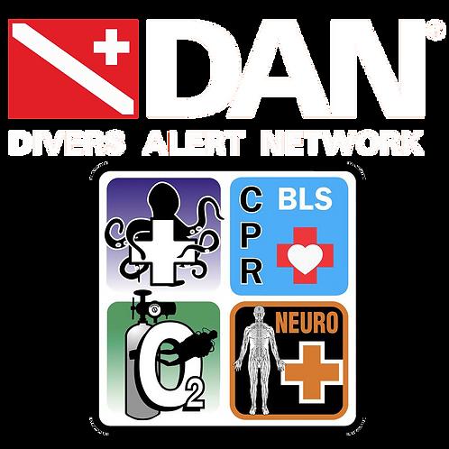 DAN Diving Emergency Management Provider Course