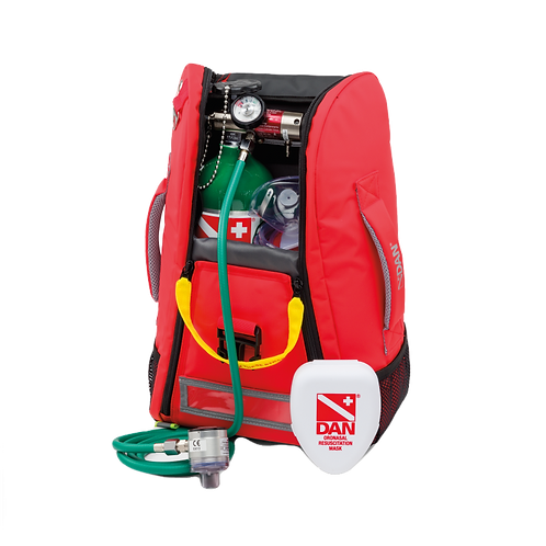 First-Aid Backpack with O2 (601-6013)