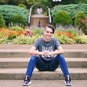 Hannah the senior