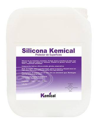 SILICONA KEMICAL - Embellecedora y Protectora