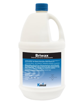 BRIWAX - Sellante para pisos