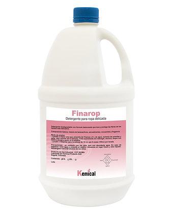 FINAROP - Detergente Líquido para Ropa delicada