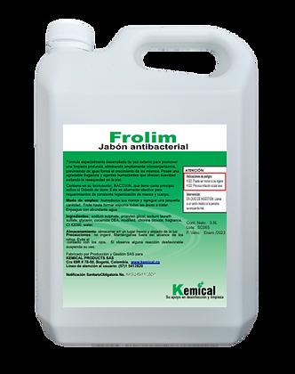 FROLIM - Jabón líquido de Manos Perfumado