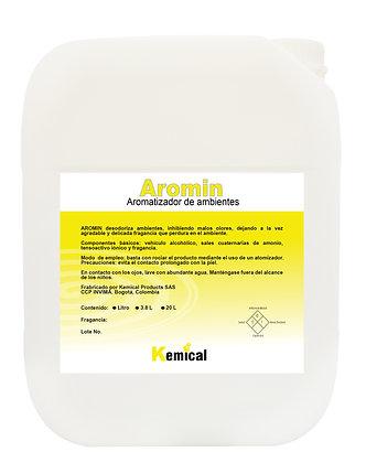AROMIN - Ambientador Líquido