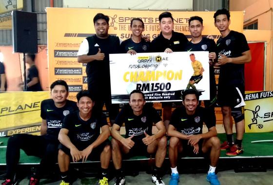 Maybank Qrpay Futsal Championship 2019 - Qualfying Sports Planet Subang Grand